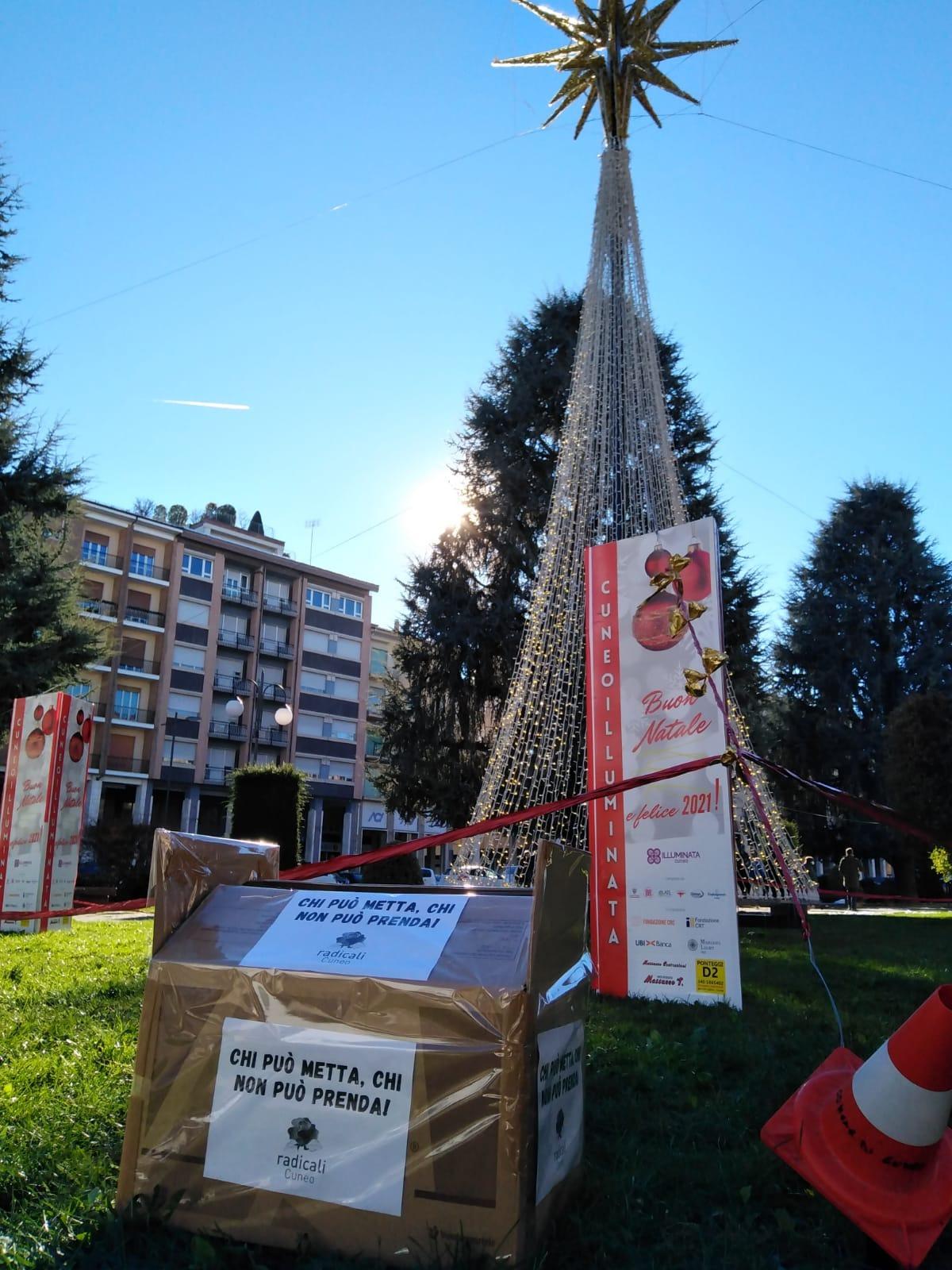 Comunicato stampa: sit-in per l'Eutanasia legale a Cuneo