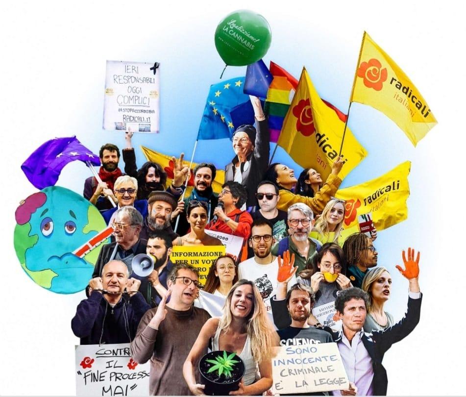 Riunione pre-congresso Radicali Italiani