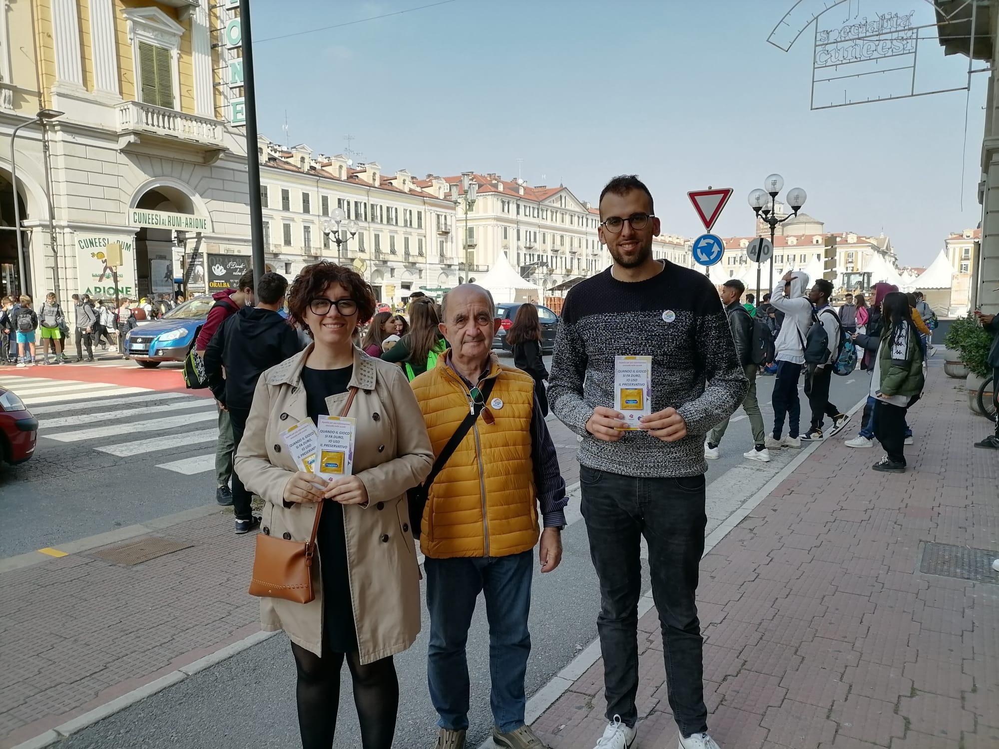 Referendum Eutanasia: oggi a Roma consegna delle firme in Cassazione. Presente anche il Segretario di Radicali Cuneo.