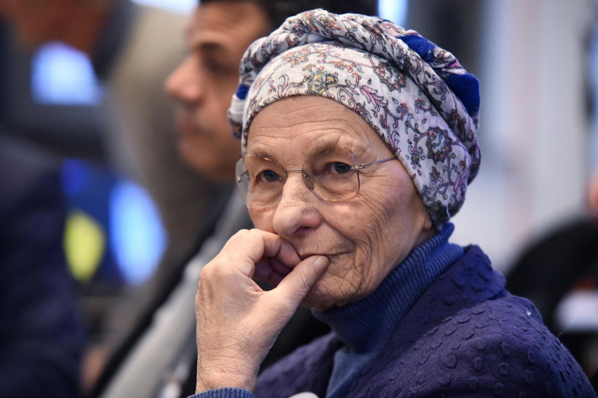 Emma Bonino scrive ai radicali cuneesi in occasione dell'Assemblea costituente di Radicali Cuneo