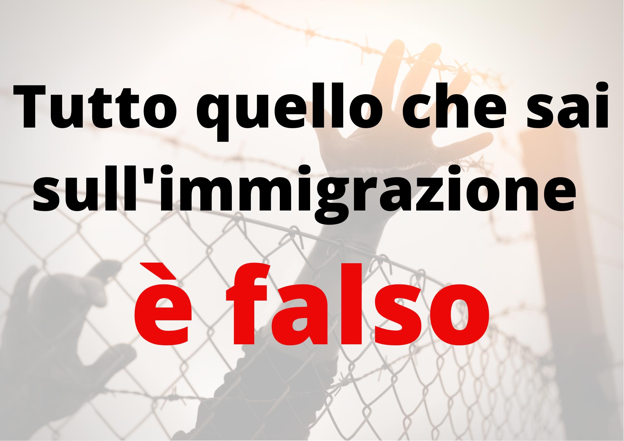 """Le Sardine Cuneo aderiscono alla manifestazione """"Tutto ciò che sai sull'immigrazione è falso"""""""