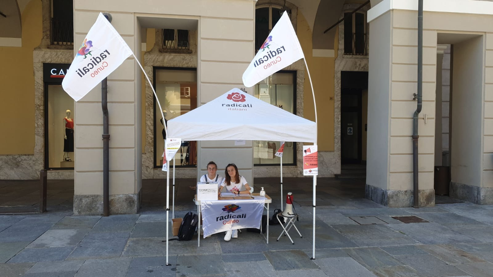 Radicali Cuneo soggetto promotore di Stop Global Warming